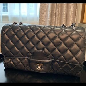 Chanel Black Classic Bag